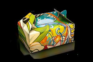 Ejemplo de una caja