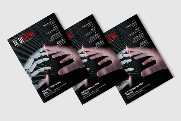 Revistas encuadernadas en tapa blanda
